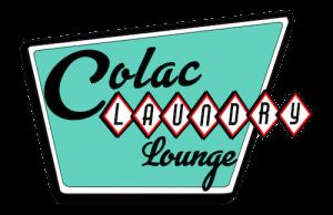 Colac Laundry Lounge - Logo